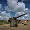Tilbury Fort Bofors April 2012